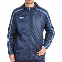 39a3cb5d 410213 971 STADIUM SHOWER JACKET куртка в/з муж. (971) т.син/син/бел