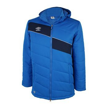 440114 791 DERBY PADDED JACKET куртка утепл. (791) син/т.син/бел