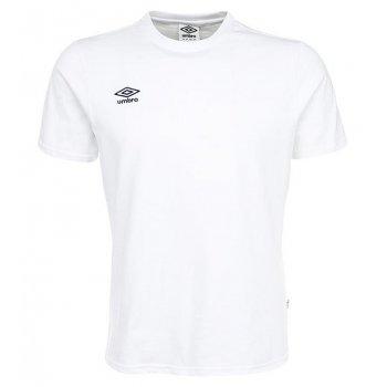 520915 019 SMALL LOGO CVC TEE, футболка, муж (019) бел/т.син
