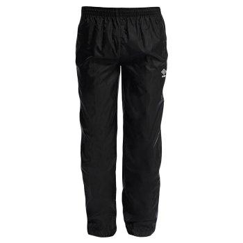 423014 611 UNIFORM II SHOWER PANTв/з брюки ((611) чер/бел/бел